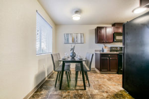 First Street Station Apartments Dining
